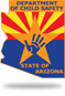 Arizona Department of Child Safety<br> Logo