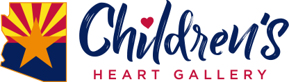 children's heart gallery