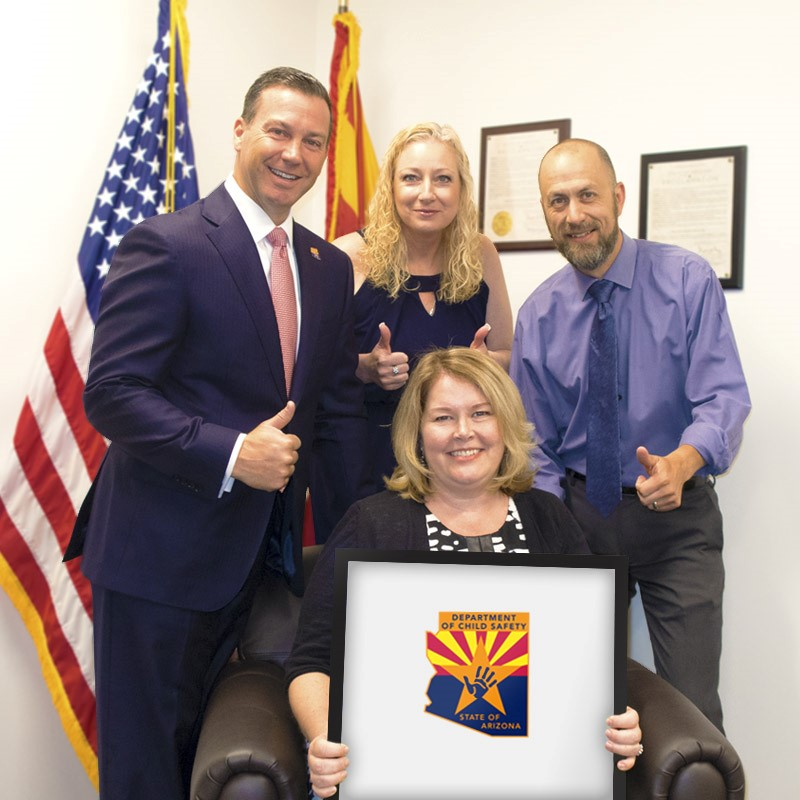 DCS recognized as technology innovator in child welfare