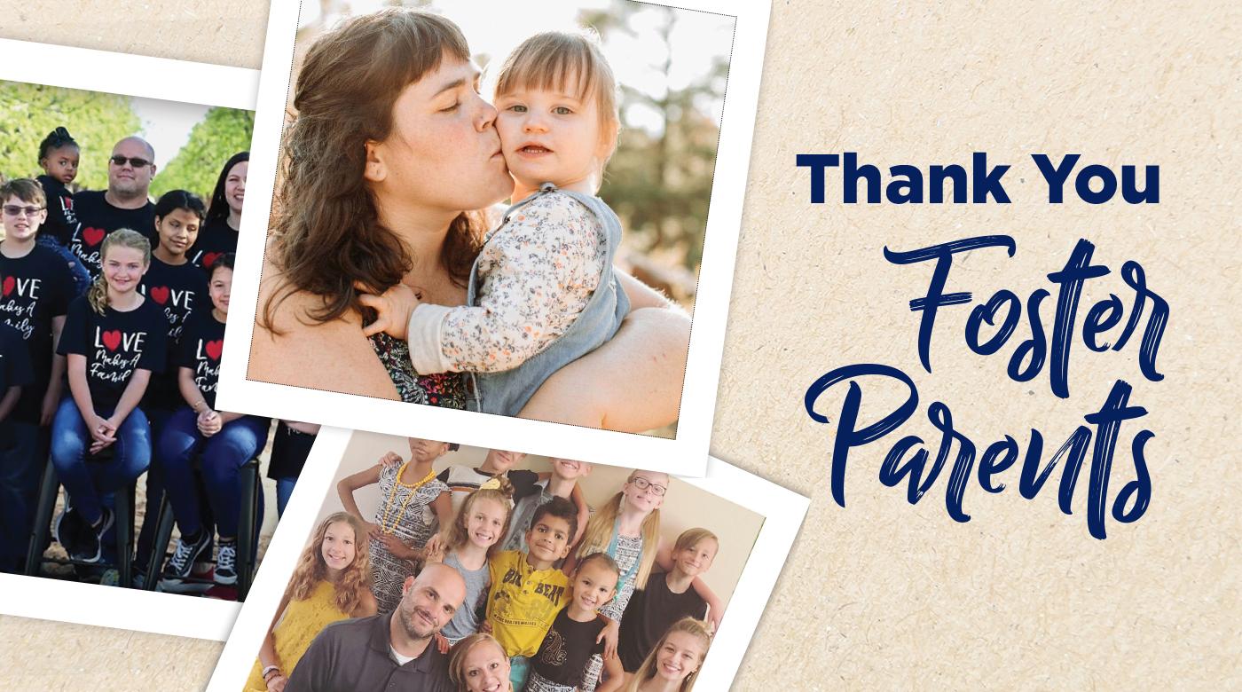 Foster Parent Appreciation