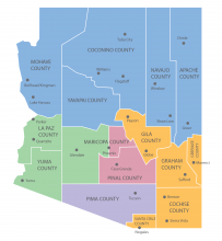 county map 2018